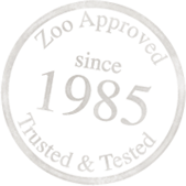 Zoo Approved Since 1985